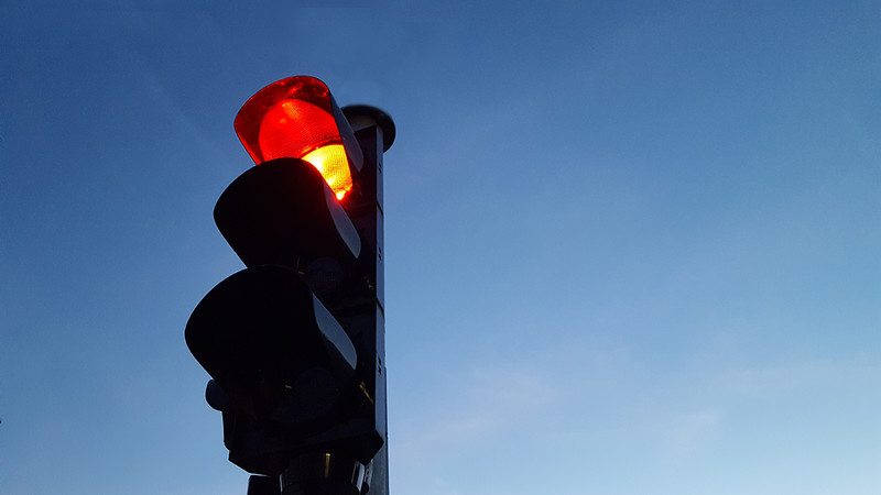 Lahn-Dill-Kreis rote Ampel